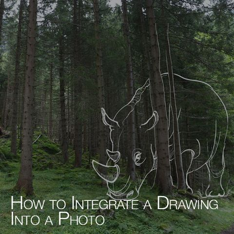 How to draw on a Photo