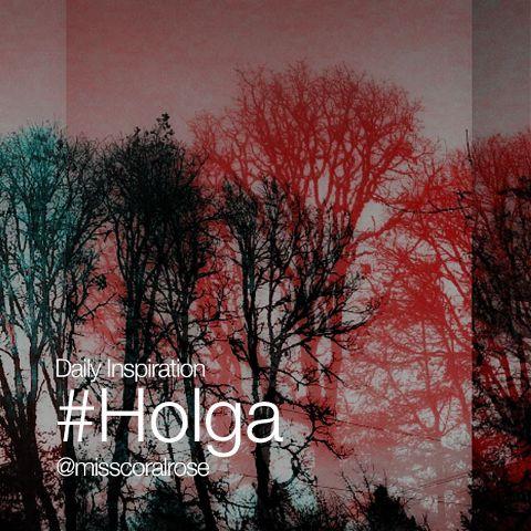 #Holga
