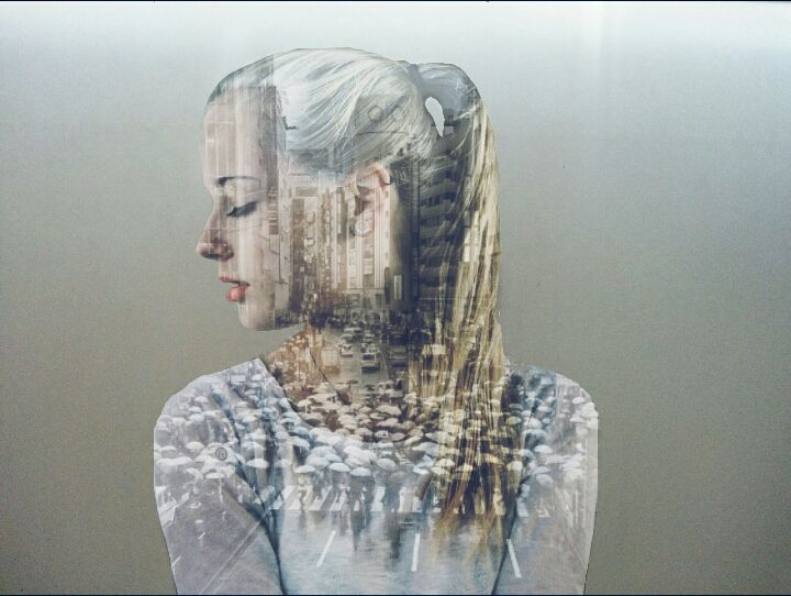 How to Create a Double Exposure with PicsArt - Create ...
