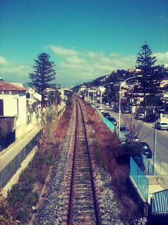 train monday effect sicily alcamo