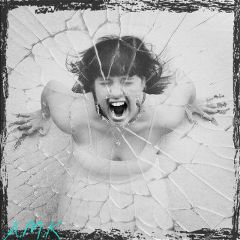 blackandwhite effects scream borders photography