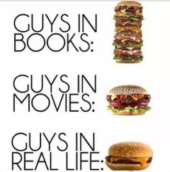 whoelse burgers books movies reallife funny like repost