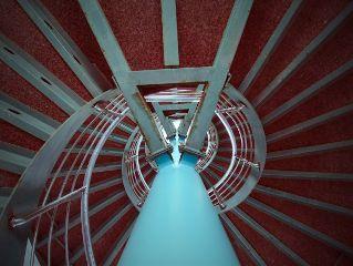 wapcircles lomo stairs stair lines