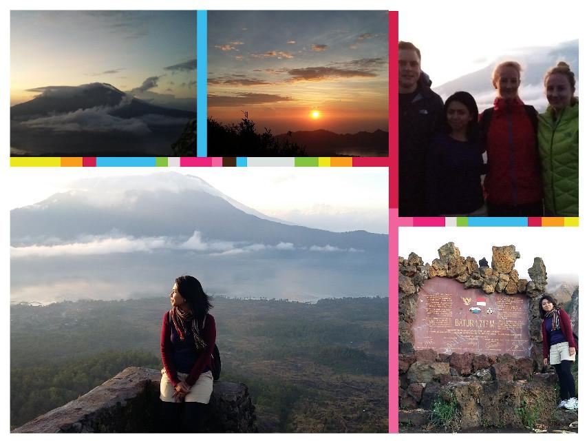 #travel  #bali  #mountain #holiday  #sunrise #trekking #summer #photography #topofmountain   #topofmountain