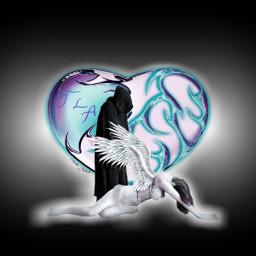 angel heart love tla truelovealways freetoedit