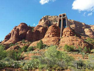 travel building church nature sedona