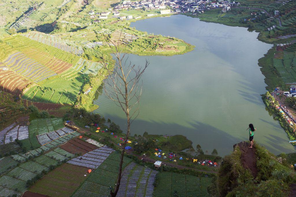 Dataran tinggi Dieng (Dieng Highland), Indonesia  #photography #travel #nature