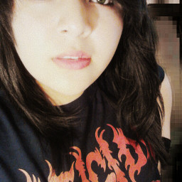 death metal girl deicide band