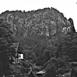 stones blackandwhite nature photography
