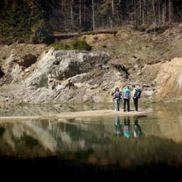 lake bavarianforest