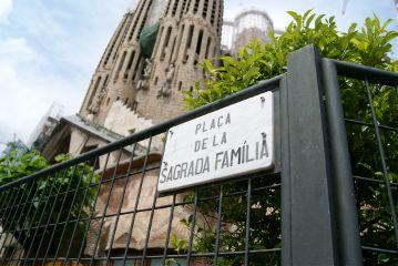 barcelona spain gaudi travel