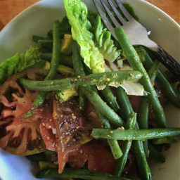 organic butterlettuce greenbeans california haas