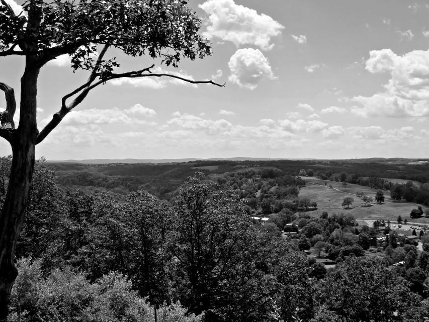 #landscape  #blackandwhite