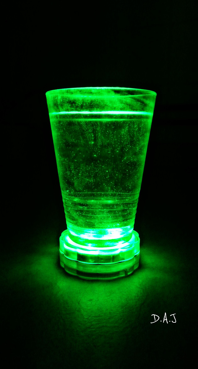 #black #green #water #light #glass #dark #colorful  #hdr  #photography