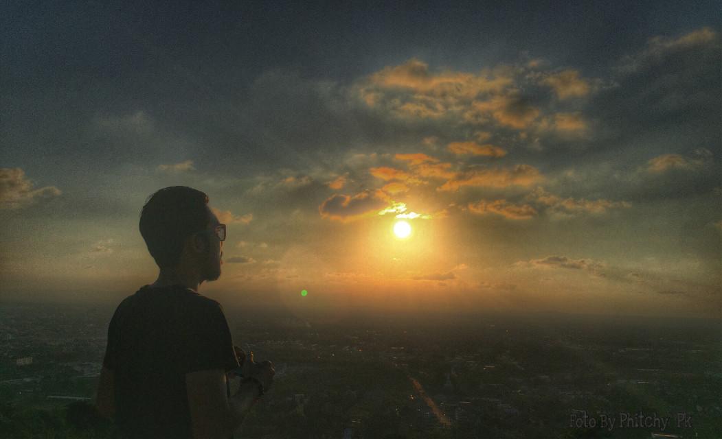 #sunset  #sun  #sunny