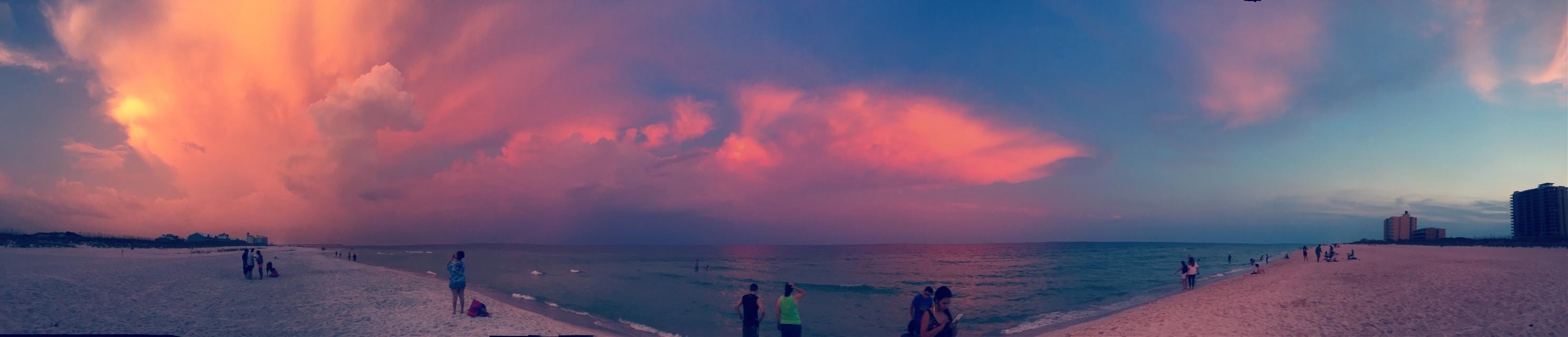 Stay longer..... #beach