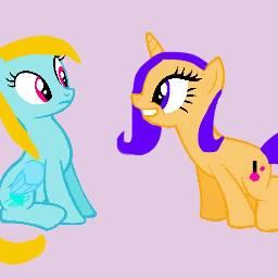 art pony ponyoc goodnight mlp