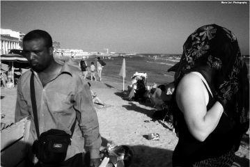 beach blackandwhite monochrome streetphotography streetphoto