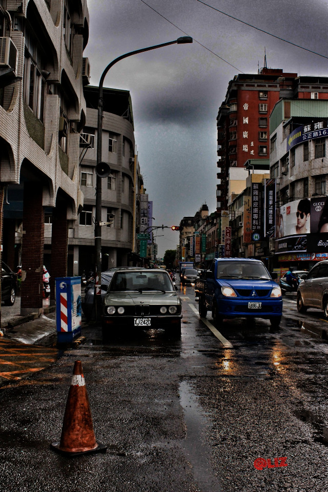 #drama- the atmosphere of a city