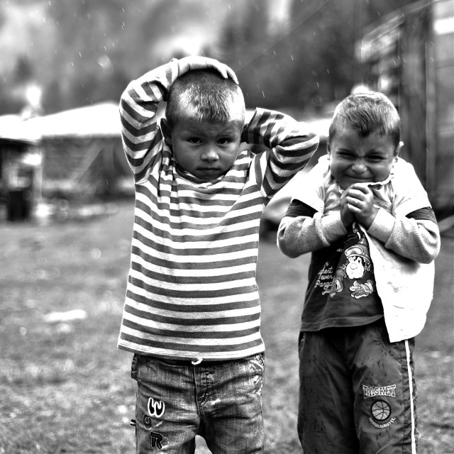 #blackandwhite  #bnw   #people  #portrait #bw #dpcrainyday #FreeToEdit  #pcplayinggames #pcsiblings #siblings