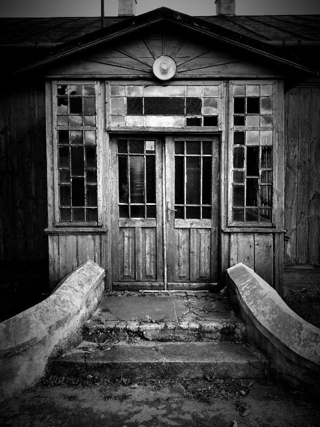 #blackandwhite  #photography  #freetoedit  #door #window
