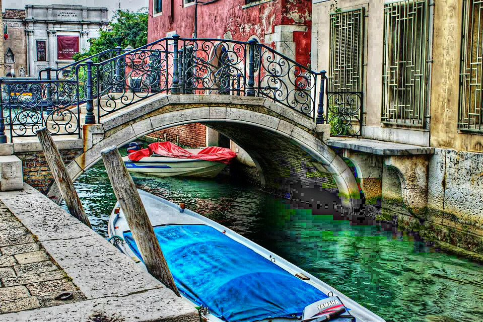 #art #artistic #bridge #water #street #architecture #city #travel #photography #colorful
