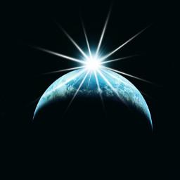 pa beautiful natural moon world freetoedit