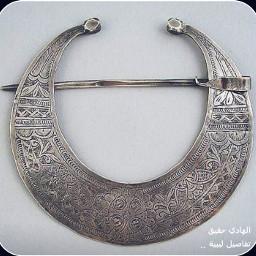 Libyan silver