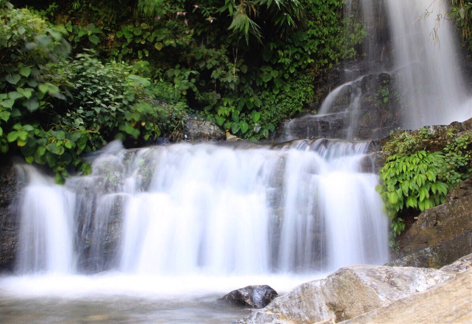#waterfall  #slowshutterspeed_effect  #smoothFlow  #water  #canonphotos