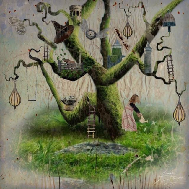 #tree #joy #dream #home