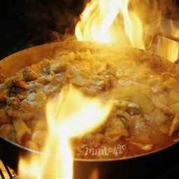 cinerama food camping dailylife