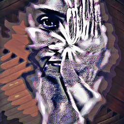 freetoedit colorful emotions artisticselfie