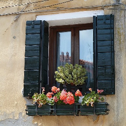 venecia venicecanal travel window