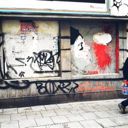 interesting graffiti graffitiart grunge colorsplash