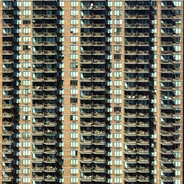 symmetric architectural photography